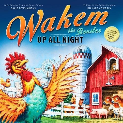 Download Wakem the Rooster: Up All Night ebook