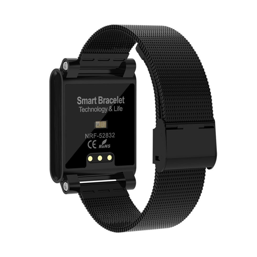 Amazon.com: SHL Waterproof Blue Tooth Smartwatch, 2018 K8 ...