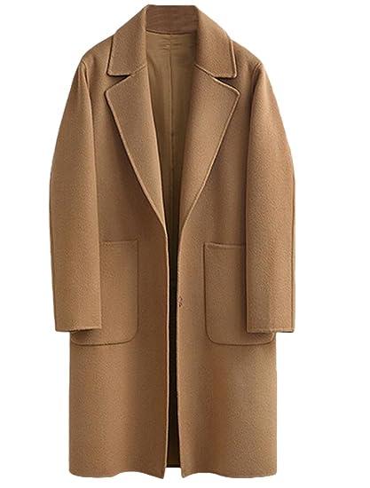 Manteau long ample