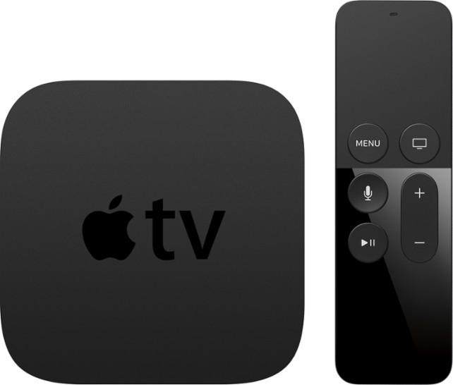 Apple Geek Squad Certified Refurbished Apple TV - 32GB Black GSRF-MGY52LL/A - Best Buy