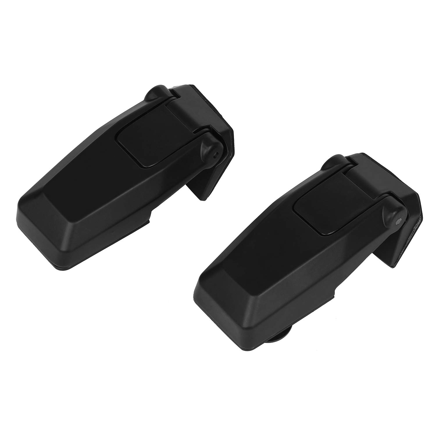 Rear Window Hinge Set Liftgate Glass Hinge Right & Left | for 2008 2009 2010 2011 2012 Jeep Liberty | #57010060AB, 57010061AB by ATRACYPART