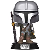 Funko Star Wars: The Mandalorian The Mandalorian Vinyl Bobblehead Deals