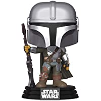 Deals on Funko Star Wars: The Mandalorian The Mandalorian Vinyl Bobblehead
