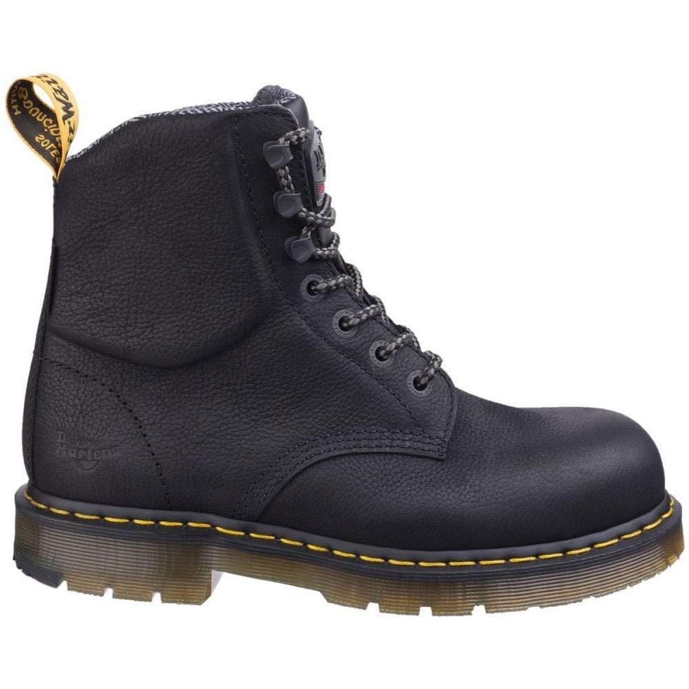 Black Dr. Martens Unisex Adults' Hyten S1p Safety shoes