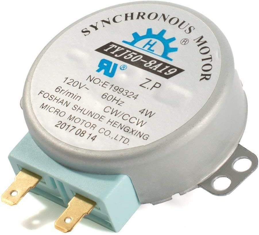 Turntable Motor for Panasonic F63265G60AP F63265G60CP Microwave Synchronous Motor NN-SD987S