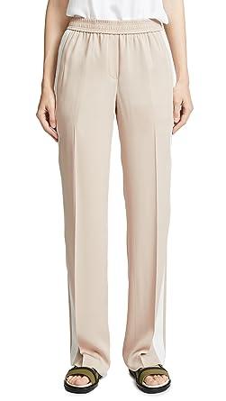 Theory pantalón de chándal para Mujer - Beige - 12 US: Amazon.es ...