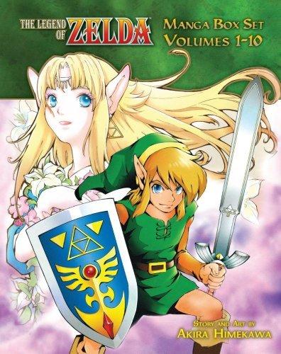 (The Legend of Zelda Box Set)