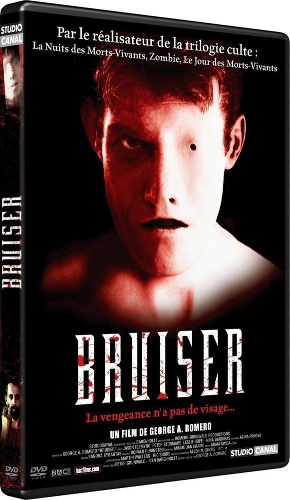 Bruiser [Alemania] [DVD]: Amazon.es: Jason Flemyng, Peter Stormare, Leslie Hope, Nina Garbiras, Andrew Tarbet, Tom Atkins, Jonathan Higgins, Jeff Monahan, ...