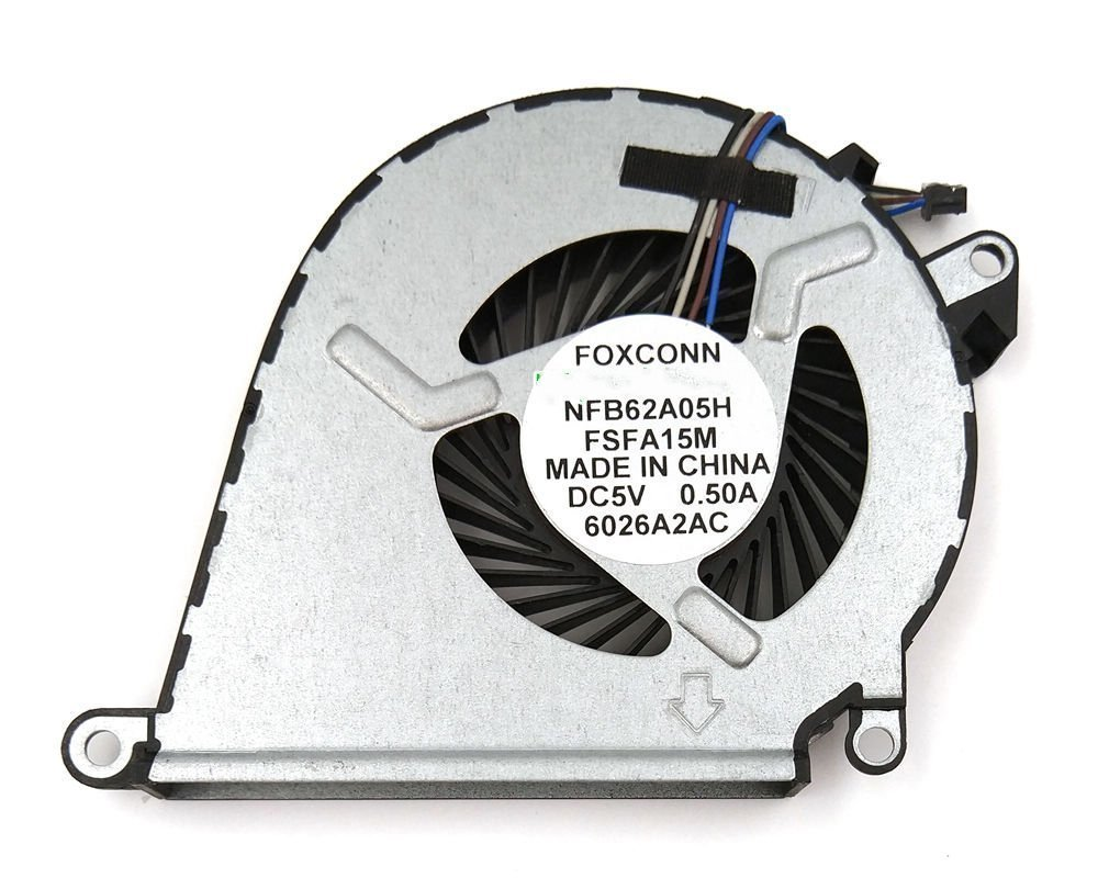 New Laptop CPU Cooling Fan Replacement for HP Pavilion 15-BC 15-BC047CL 15-BC060NR 15-BC067NR 15T-BC000 15-BC010NR 15-BC018CA 15-BC020NR 15-BC051NR