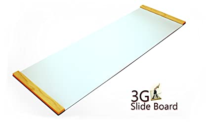 be53c2e4ab36 Amazon.com   3G Ultimate Skating Trainer - Slide Board 6ft x 2ft ...