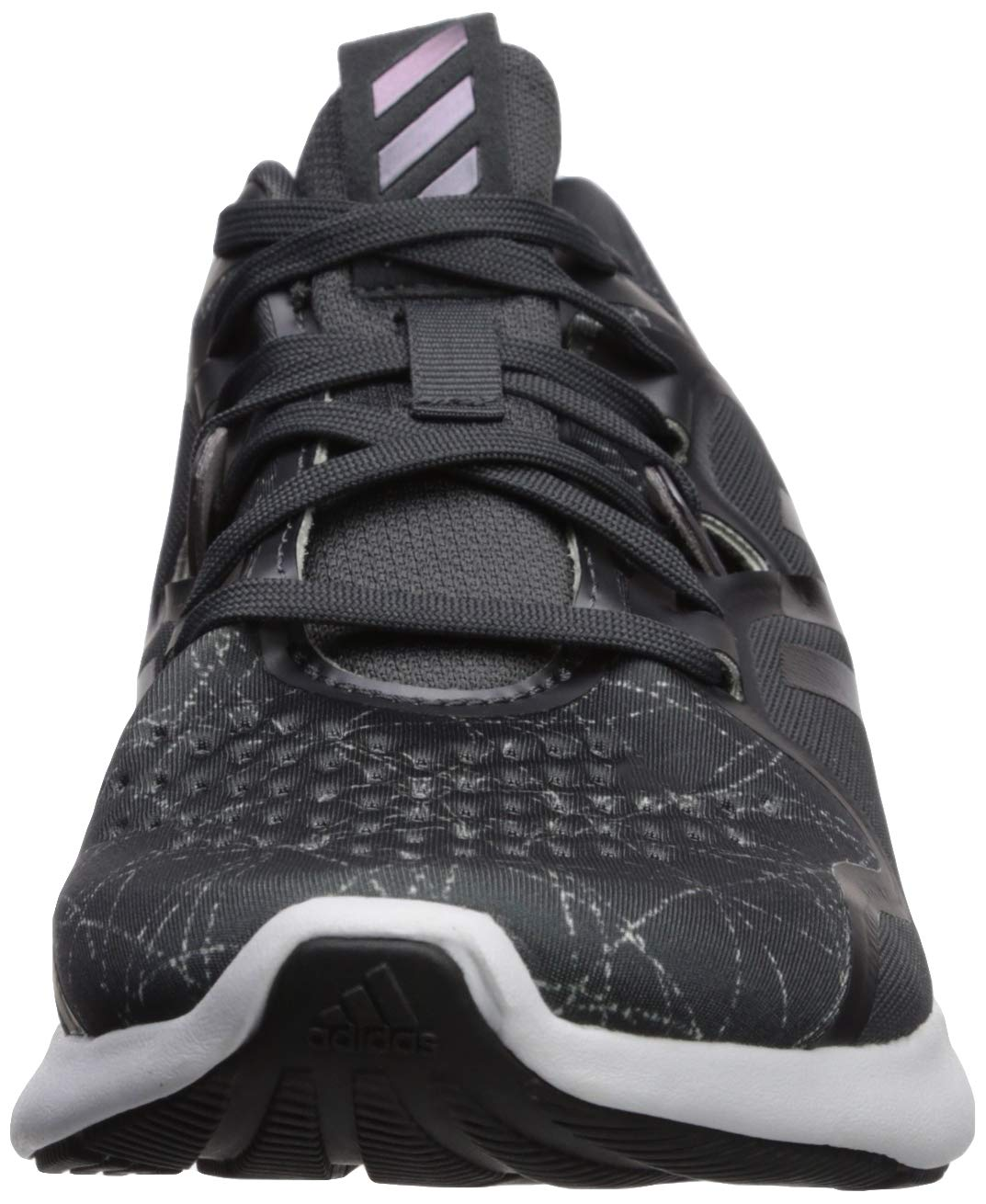 adidas Women's Edgebounce Grey/Black/White 5.5 M US by adidas (Image #4)