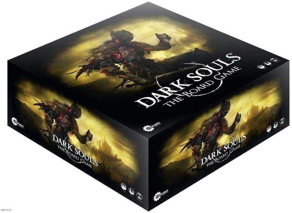 Dark Souls The Board Game [Español]: Amazon.es: Deportes y aire libre