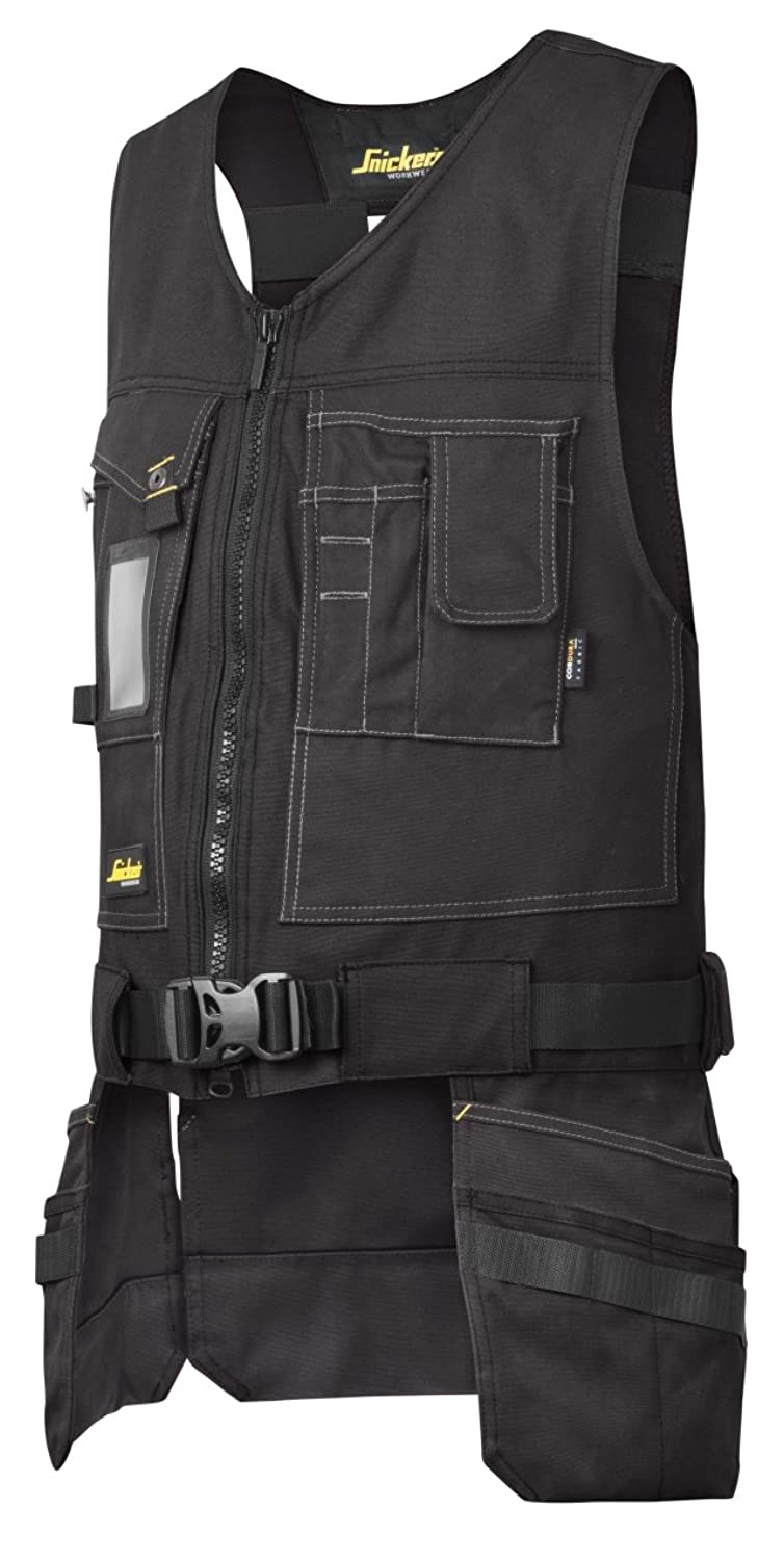Snickers 4254 Toolvest, Canvas+ Work Bodywarmer