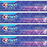 Crest® 3D White Radiant Mint Flavor, Fluoride Anti Cavity, Whitening Toothpaste - 6.4 Oz - Pack of 4