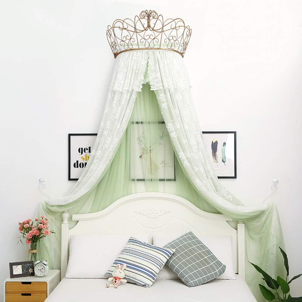- Amazon.com: ZGGLORY Kid Bed Gauze Crown,Crown Princess Bed Canopy