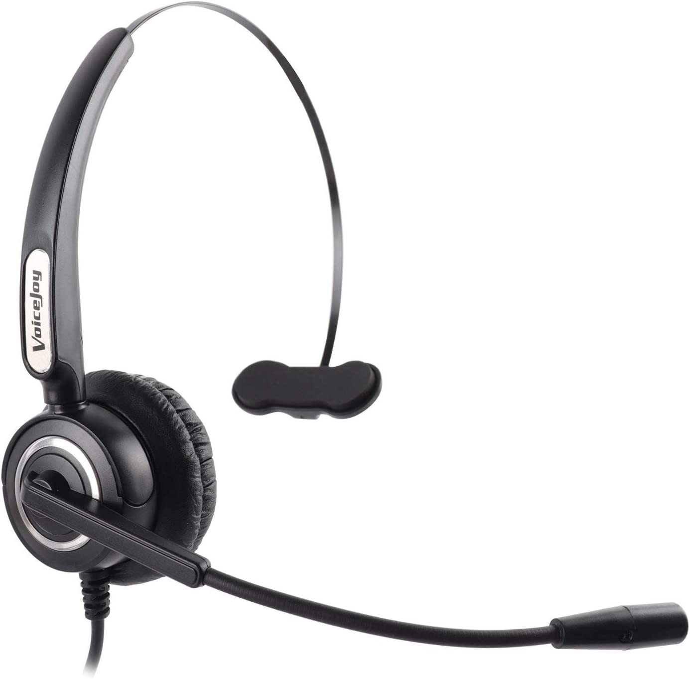 Call Center Corded Monaural Headset