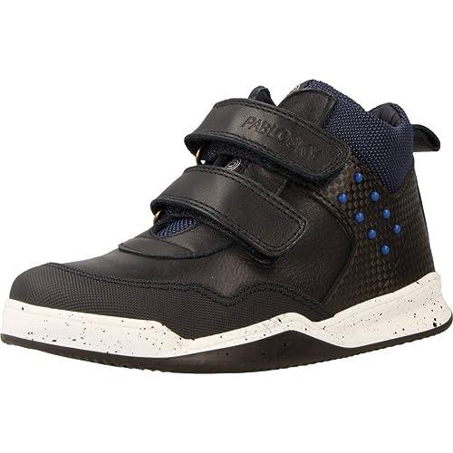 Zapatillas para niï¿œo, color Azul , marca PABLOSKY, modelo Zapatillas Para Niï¿œo PABLOSKY D ELINA C Azul: Amazon.es: Zapatos y complementos