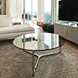 Dulles Glass and Mirror Round Glass Table Top