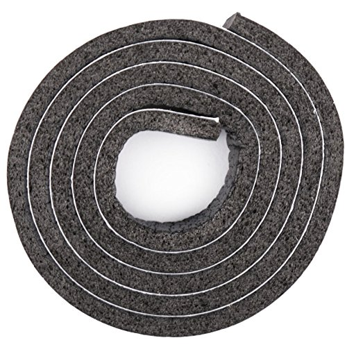 ZAKIRA Hat Size Reducer Foam Tape Roll - Self Adhesive Strip Insert 60cm (24in) Dark Grey