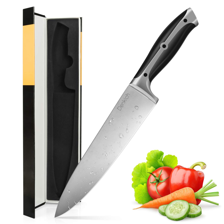 Compra Denkich Cuchillo de Cocina, Cuchillo de Cocina 20 cm ...