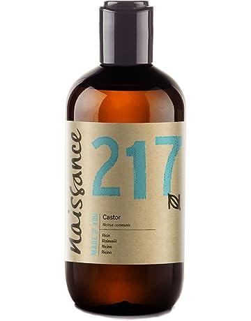 Naissance Aceite de Ricino 250ml - Puro, natural, vegano, sin hexano, no