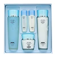 3wclinic Excellent Skin Care 3 set gift -Softener(150ml),Emulsion(150ml),Cream(60ml),Softener(30ml),Emulsion(30ml) for radiant even skin tone and hydrating