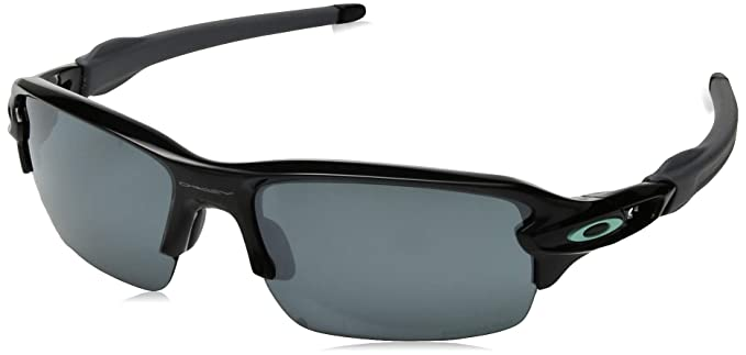 abe691f5ec Oakley Boys  Flak Xs Non-Polarized Iridium Rectangular Sunglasses ...