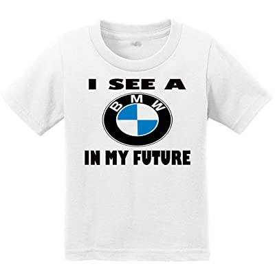 TallyWear USA I See A BMW In My Future Toddler T Shirt