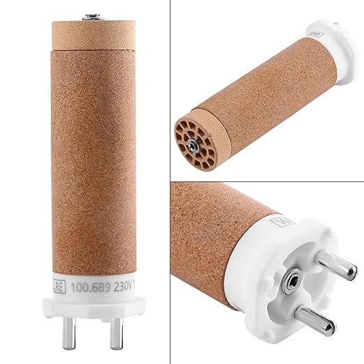 230V 1550W Elemento de Calefacción para Leister 100.689 Pistola Manual de Plástico para Soldador de Aire Caliente: Amazon.es: Bricolaje y herramientas