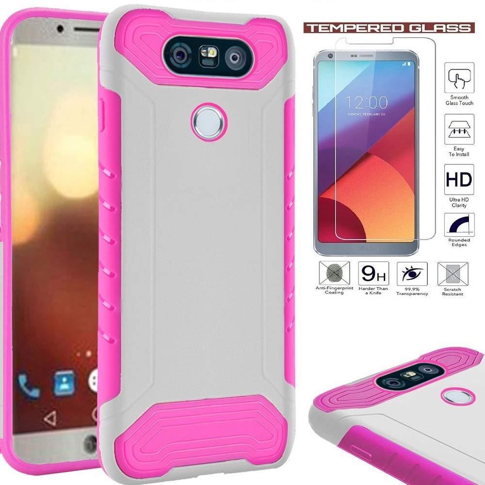 DEVMO Phone Case Compatible with LG G6 H870 LS993 US997 G600 VS988 ...