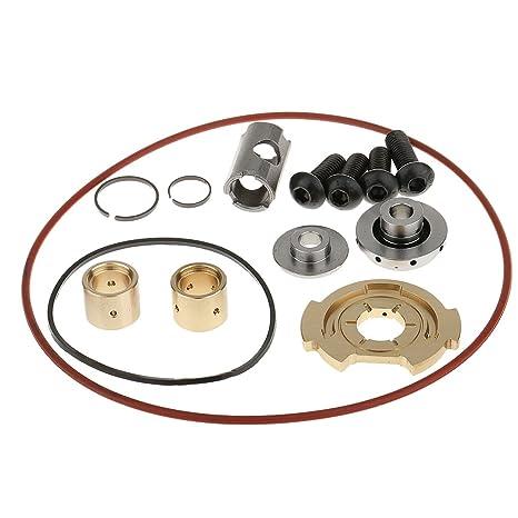 Jili Online For Powerstroke Duramax 6.0 GT37 GT3782VA GT3788VA 360 Turbo Rebuild Kit