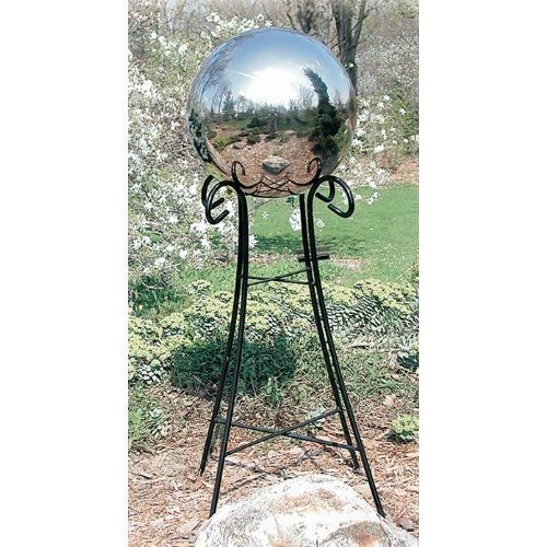 Rome Pedestal For 10'' & 12'' Gazing Globes