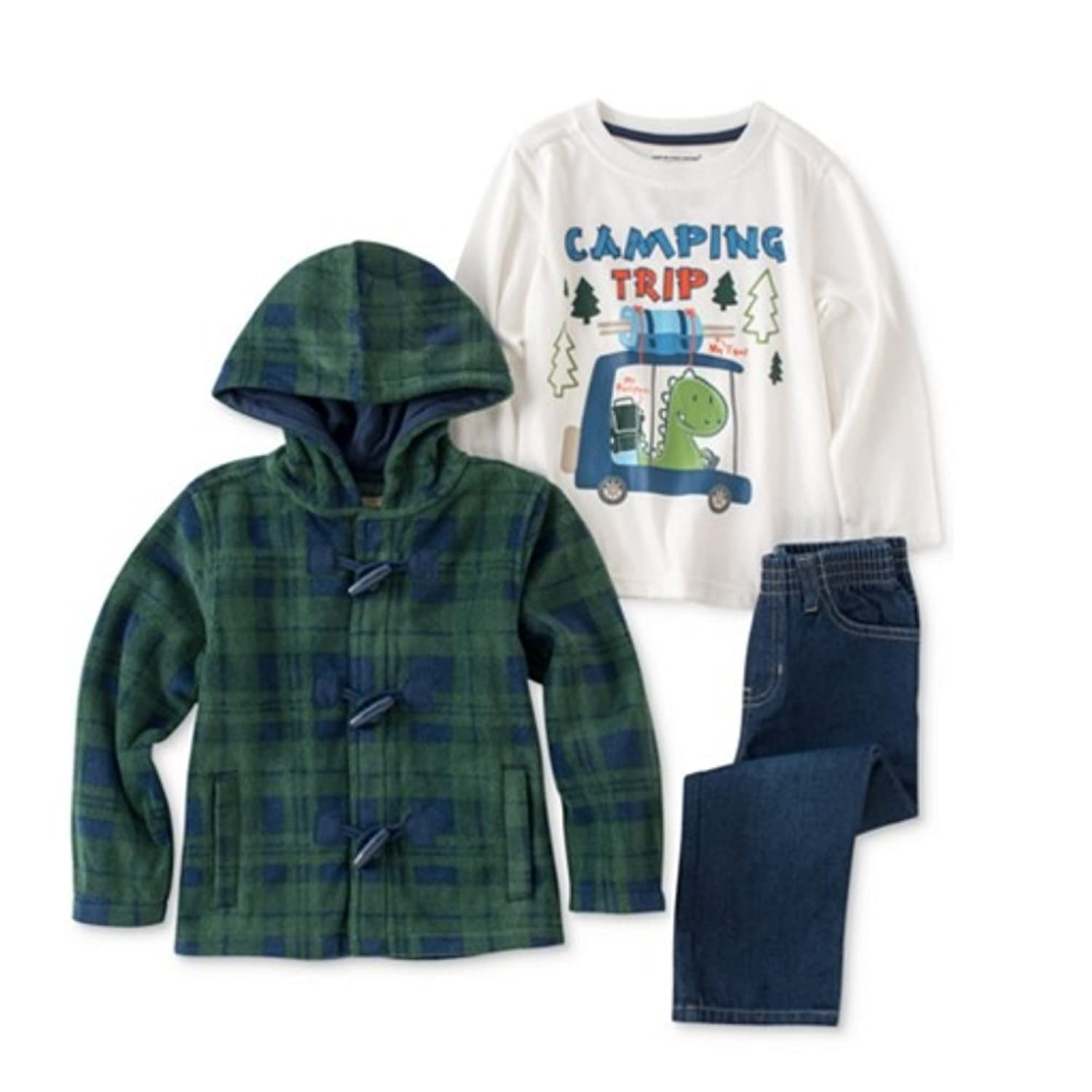 Amazon Kids Headquarters Infant Boy Camping Outfit Pants