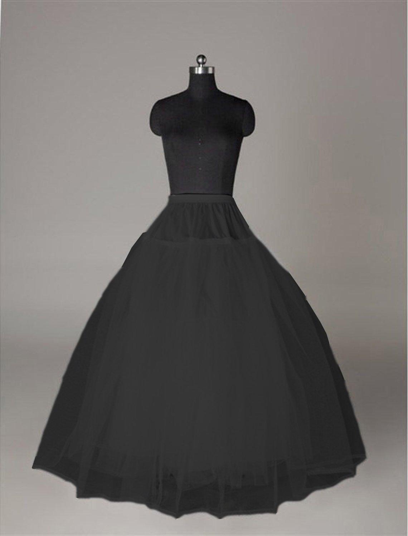Reifrock Petticoat hoopless Brautkleid Unterrock petticoat ...