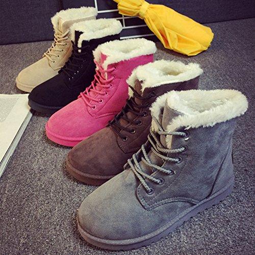 con los NSXZ planas nieve botas para m estudiantes la XHwrBwYqx