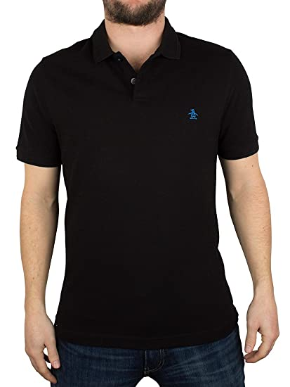 Original Penguin Homme Polo - Noir -