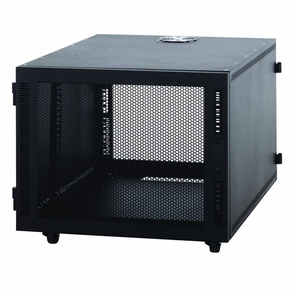 8U Compact SOHO Server Cabinet by Connect-Tek