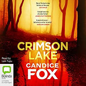 Crimson Lake Audiobook