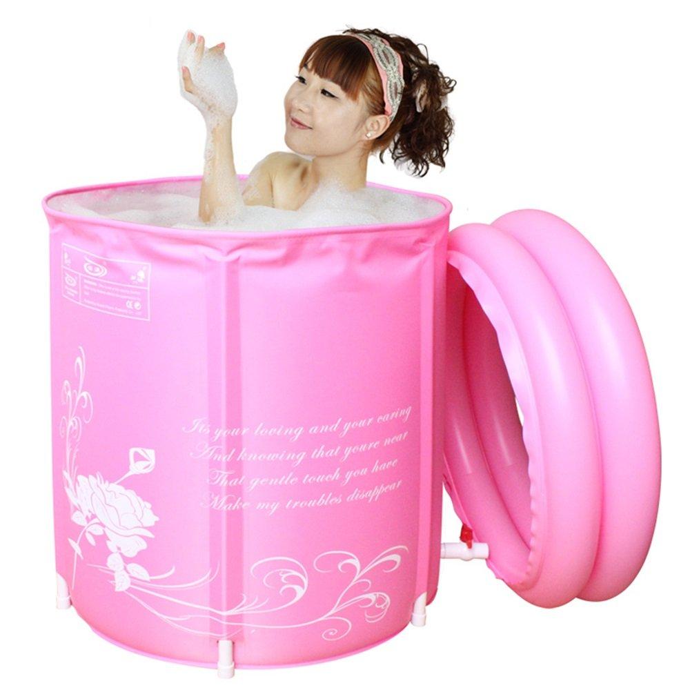 LPYMX,Padded bathtub Adult inflatable folding bathtub bath