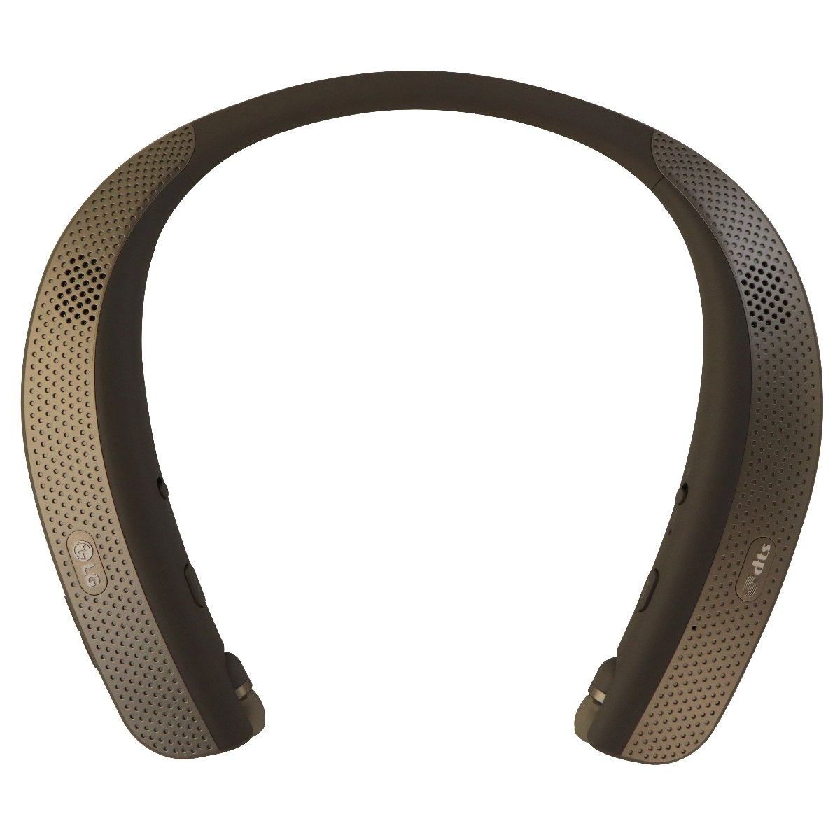 LG TONE Studio HBS-W120 - Wearable Personal Speaker - Titan Gray by LG