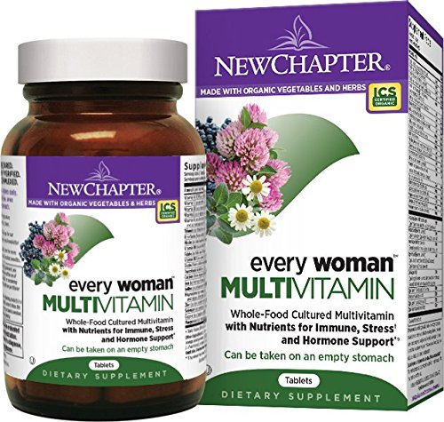 Women's Natural Vitamin by New Chapter, 120 ct