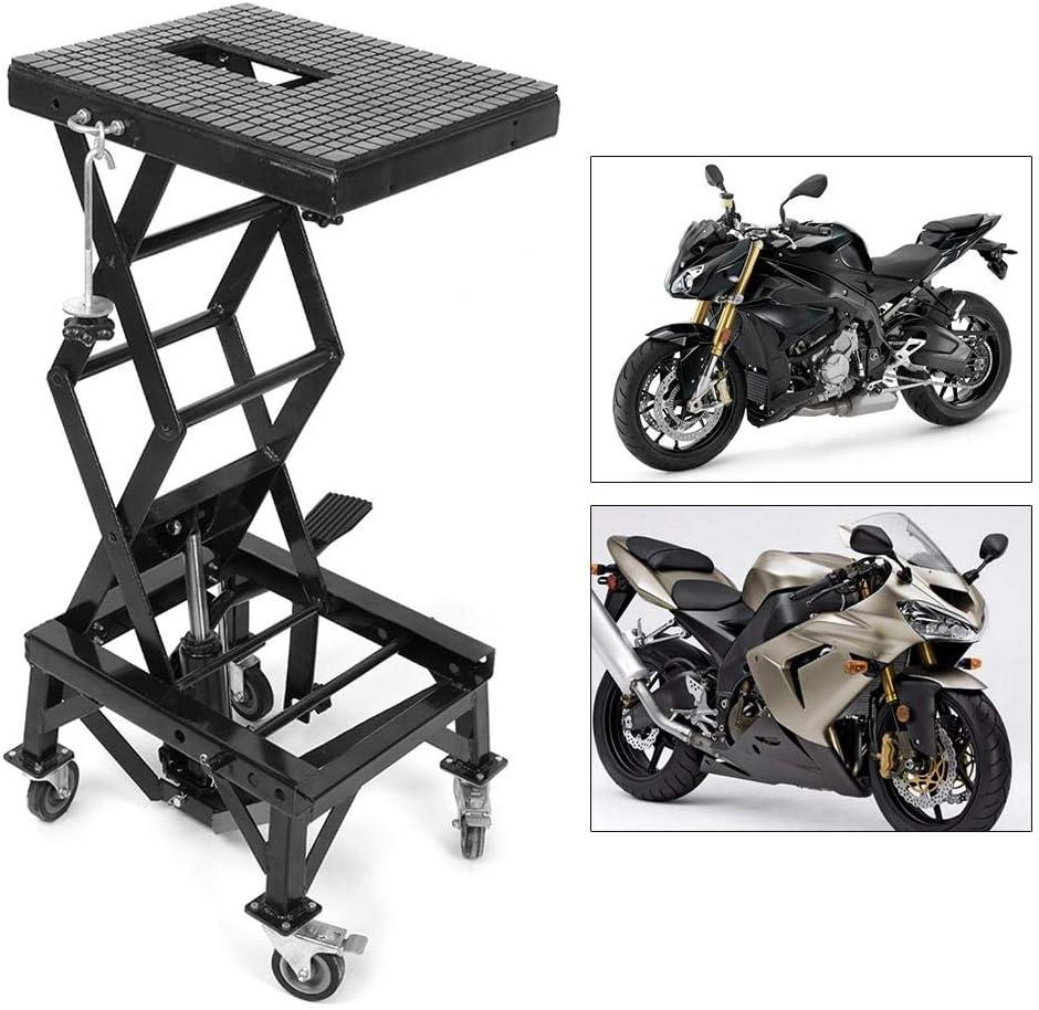 Elevador Ajustable Profesional para Motocicletas Bicicleta ATV ...