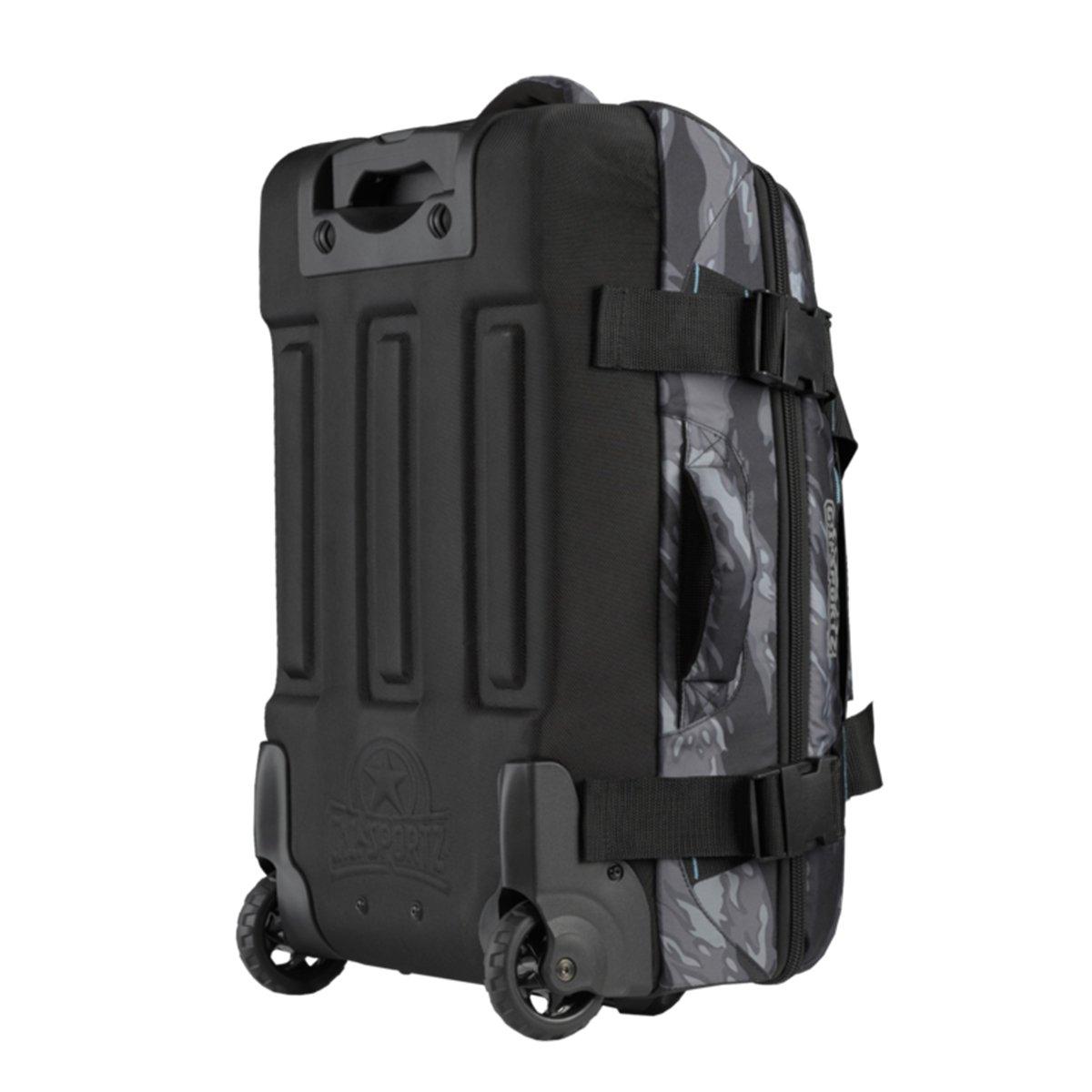 GI Sportz Paintball FLY'R 2.0 Carry On Gear Bag - Tiger Black by GI Sportz (Image #3)