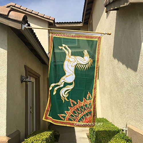 LotR Rohan Flag 3' x 5'