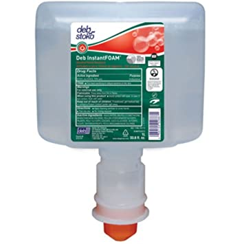 Amazon Com Deb Touch Free Hand Sanitizer Foam Refill Ifs1tf 3