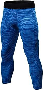 Hombre Amzsport Hombres Legging De Compresion Pantalones Para Correr Mallas Deportivas Para Gimnasio Ropa Brandknewmag Com