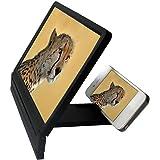 Loupe agrandisseur d'écran pour smartphone-téléphone mobile-iphone-samsung noir: Amazon.fr: High