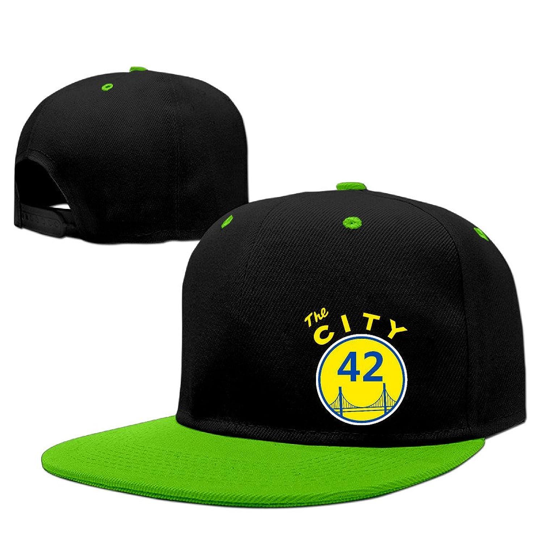MYDT1 Unisex Basketball Superstar Nate Thurmond Forever 42 Adjustable Hip Hop Baseball Caps Hats