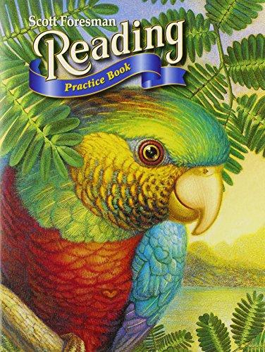 Scott Foresman Reading, Practice Book, Grade 4