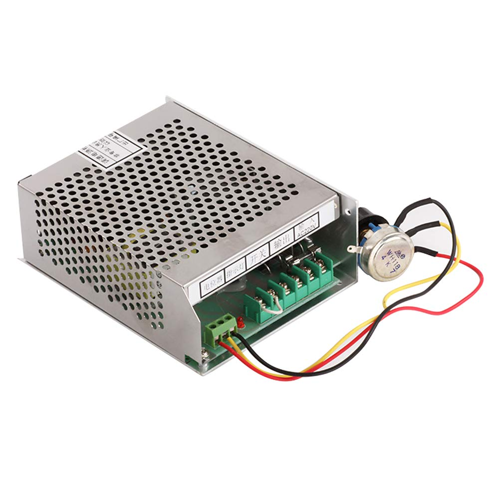 AC 110V or 220V Power Supply Speed Governor For ER11 Chuck CNC 500W Spindle Motor (Power Supply)